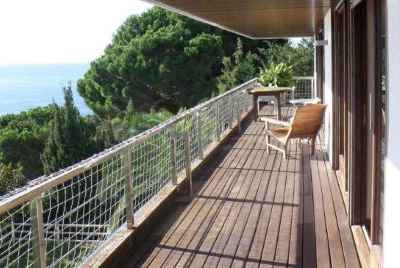 House in Lloret de Mar with panoramic views to the sea